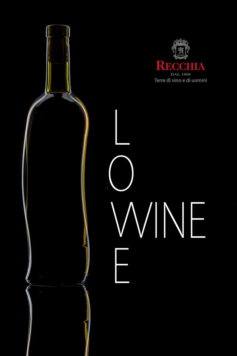foto pubblicità vini